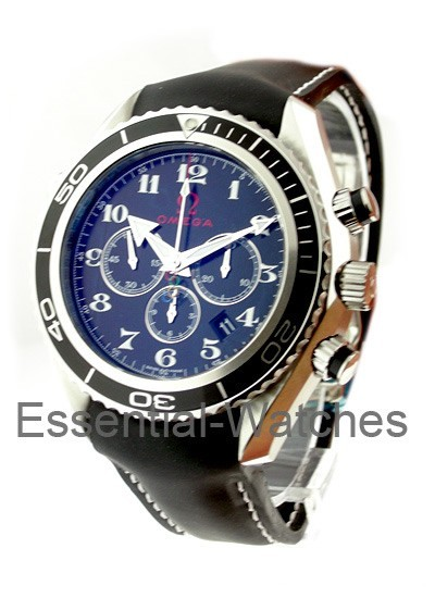 Omega Seamaster Planet Ocean Olympic Collection in Steel