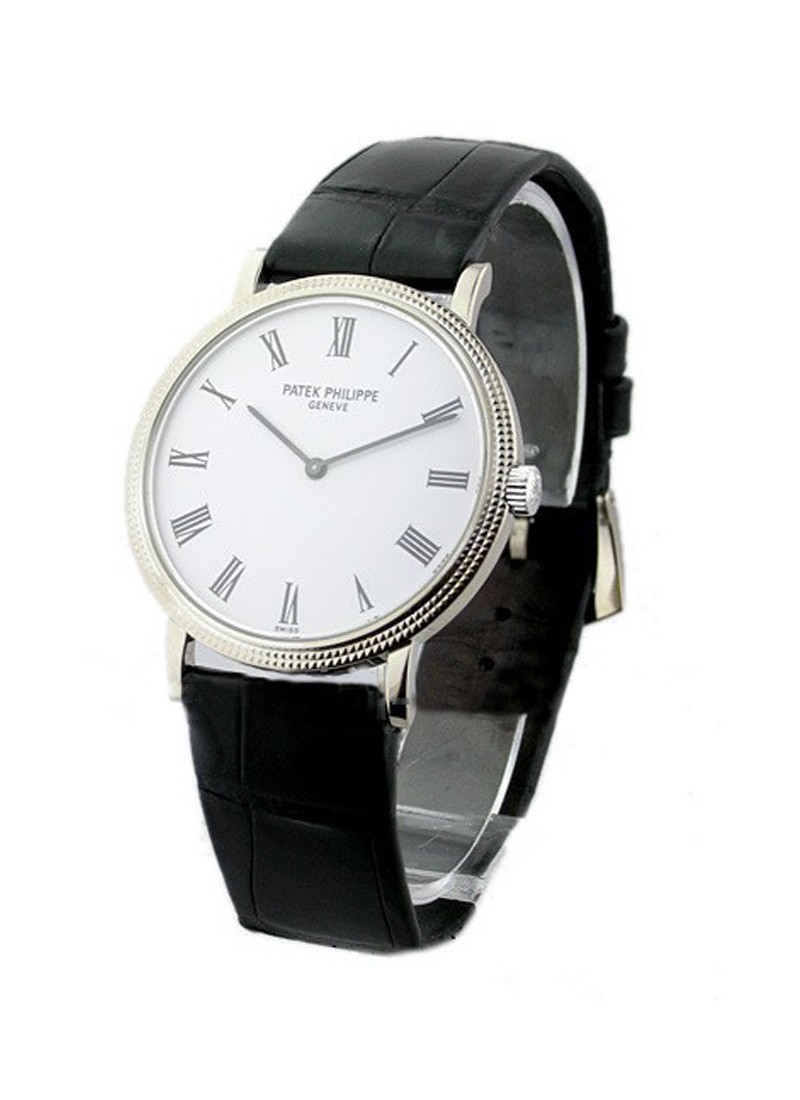 Patek Philippe Calatrava 5120G in White Gold