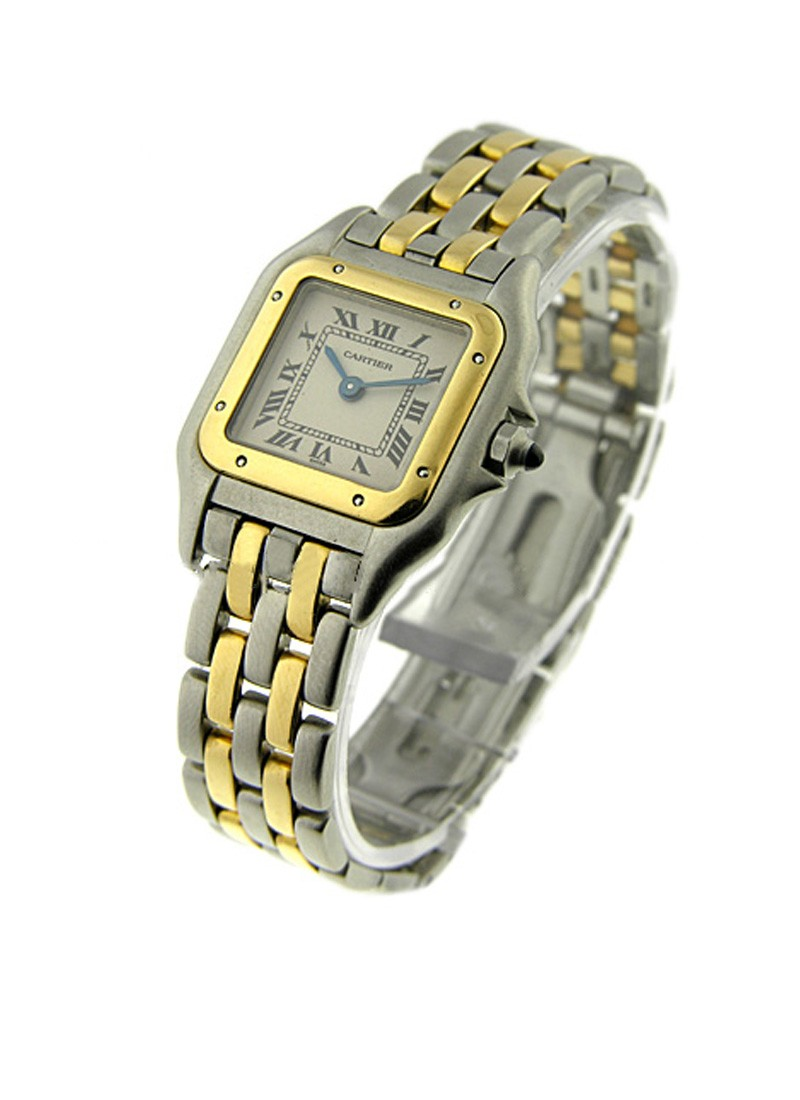 Cartier Panther in 2-Tone Small Size