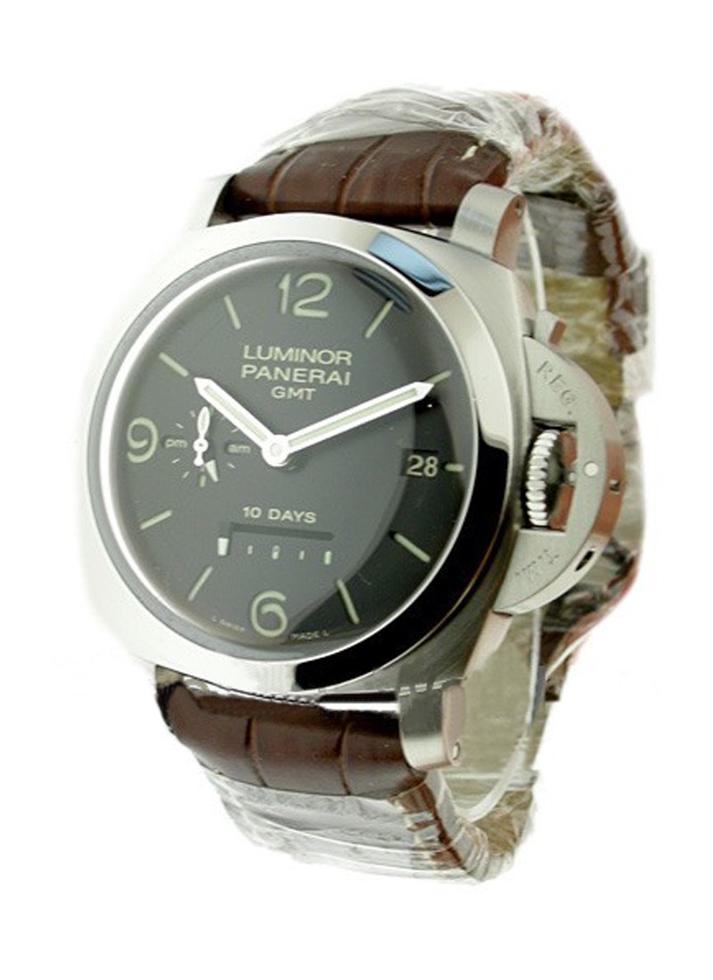 Panerai PAM 270 - 1950 10 Day GMT Automatic in Steel