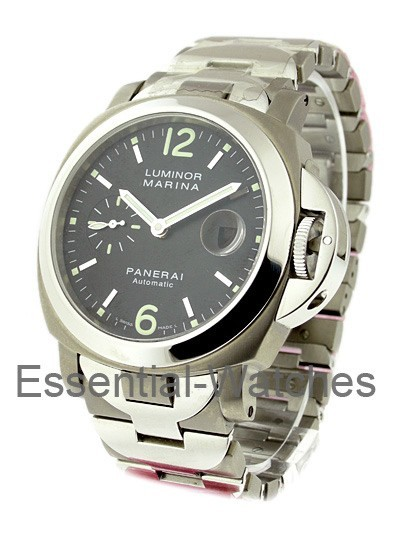 Panerai PAM 209 - Marina in Steel