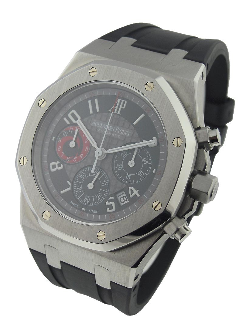 Audemars Piguet Royal Oak City of Sails Limited Edition in Steel - 1250pcs Made