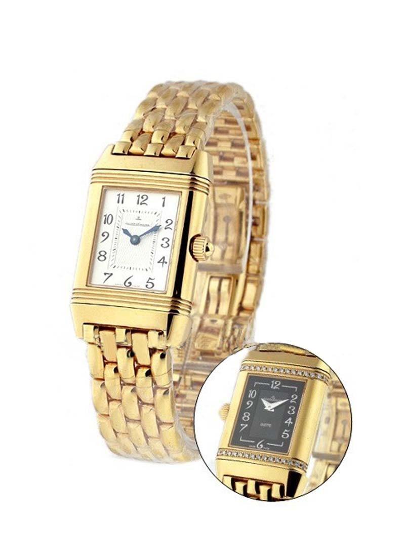 Jaeger - LeCoultre Ladys Reverso Duetto