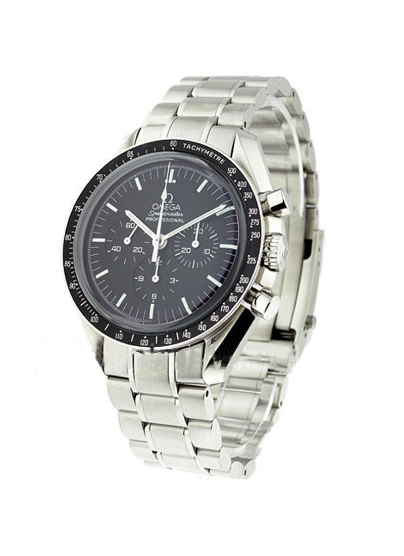 Omega Speedmaster Professional in Steel