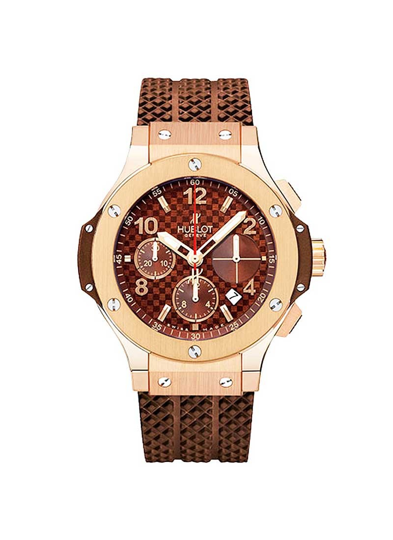 Hublot 41mm Big Bang Cappuccino Gold