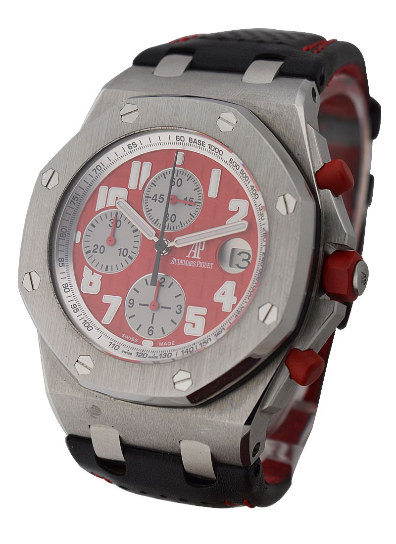 Audemars Piguet Royal Oak Offshore Rhone-Fusterie - Limited to 500 pcs.