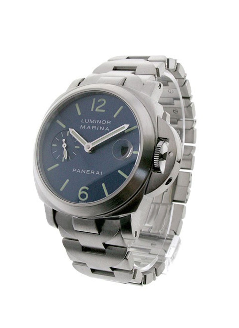 Panerai PAM 69   40mm Marina on Bracelet