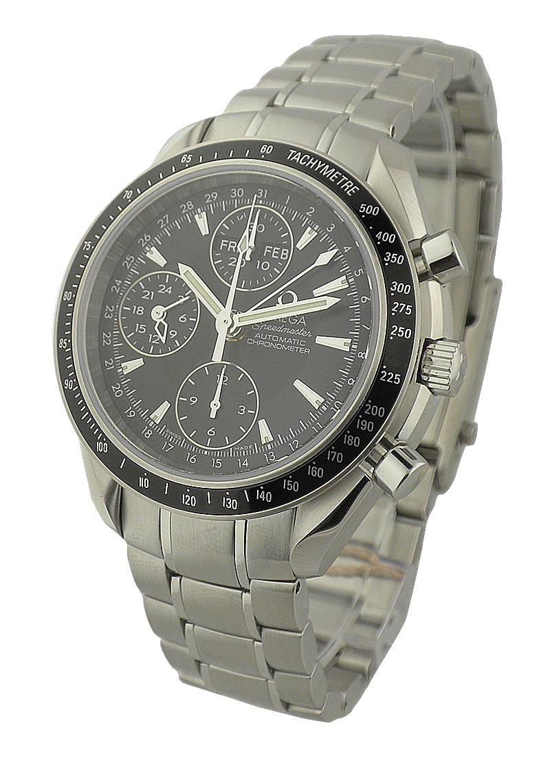Omega Speedmaster Day Date 39mm in Steel