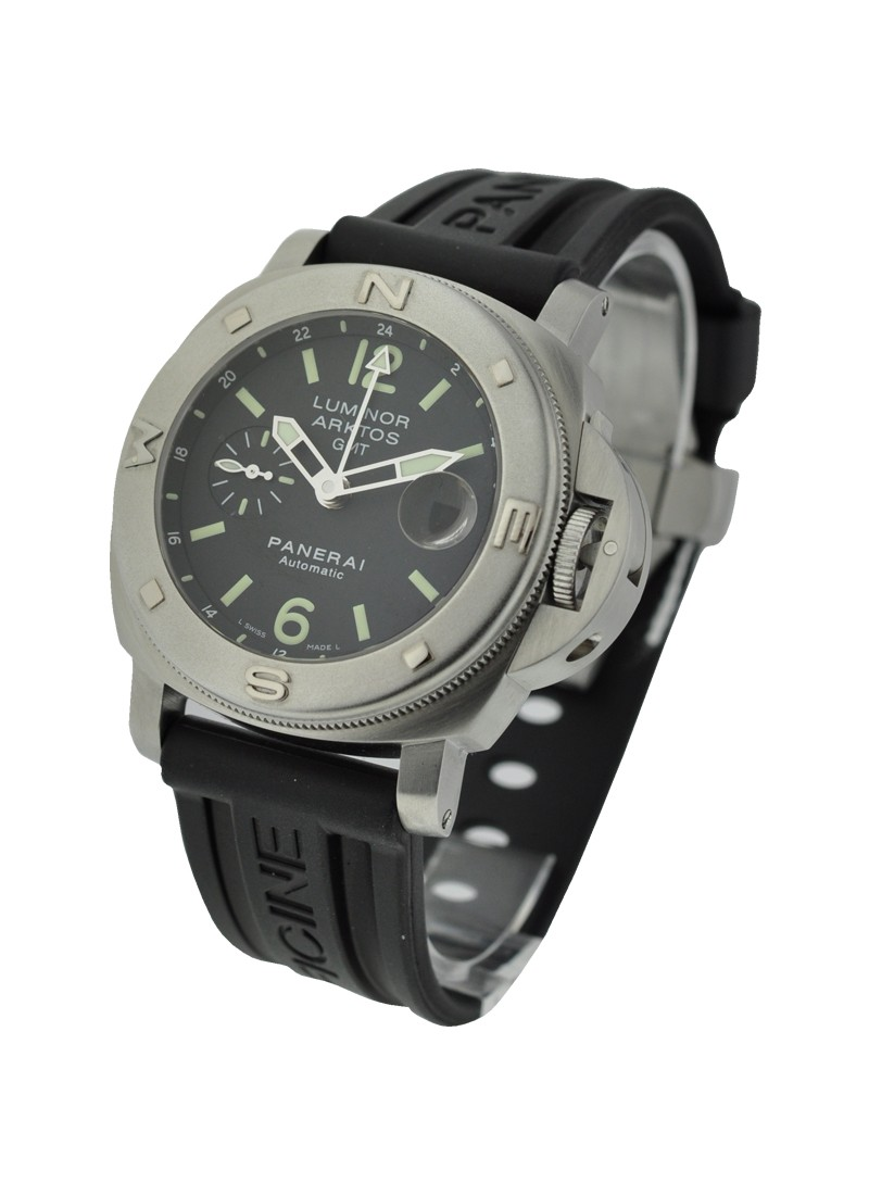 Panerai PAM 186 - Arktos GMT Submersible