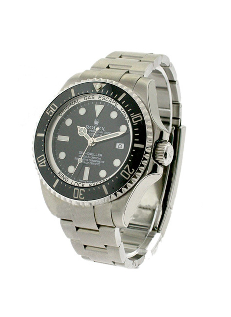 Rolex Unworn Sea Dweller Deep Sea 44mm in Steel