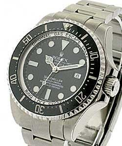 Rolex New Sea Dweller
