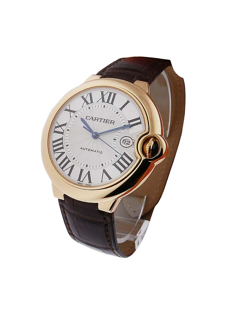 Cartier Ballon Bleu  Large Size in Yellow Gold