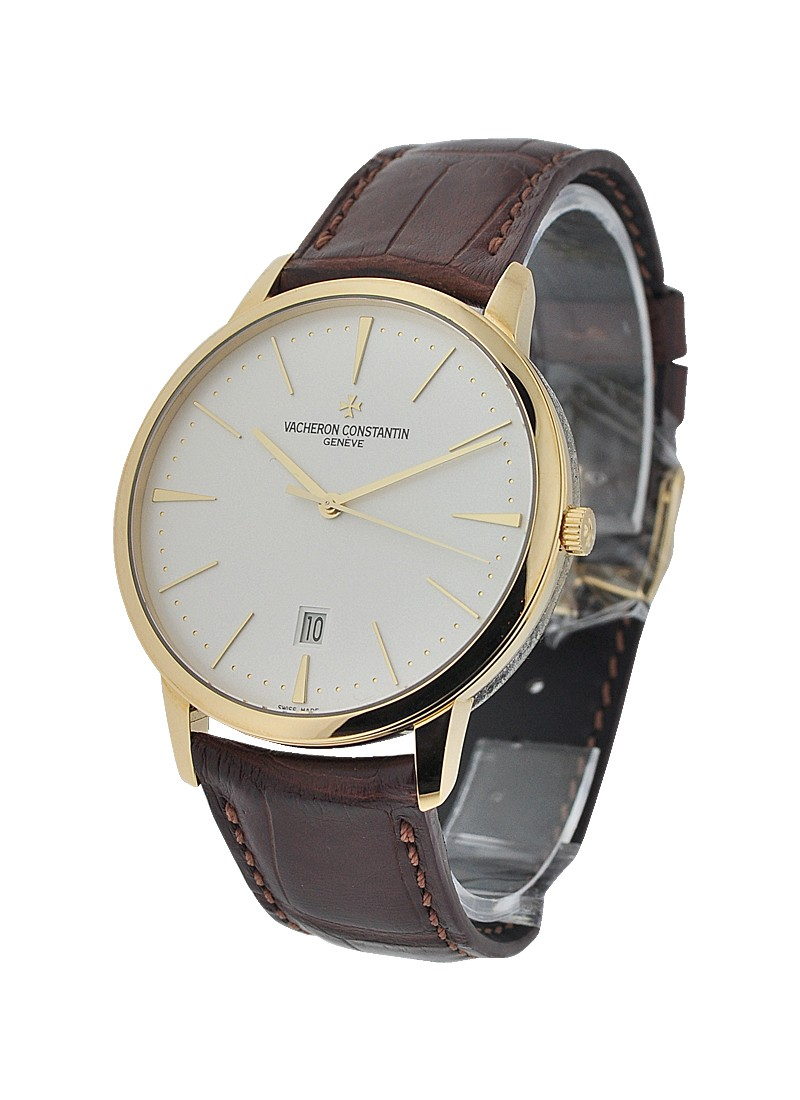 Vacheron Constantin Patrimony Contemporary Automatic 40mm in Yellow Gold