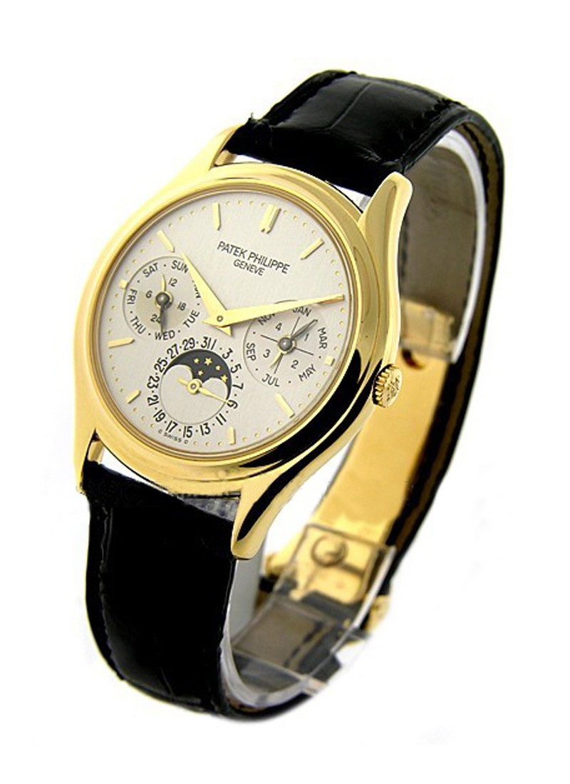 Patek Philippe 3940J Perpetual Calendar in Yellow Gold