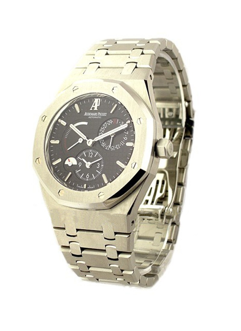 Audemars Piguet Royal Oak Dual Time 39mm Automatic in Steel