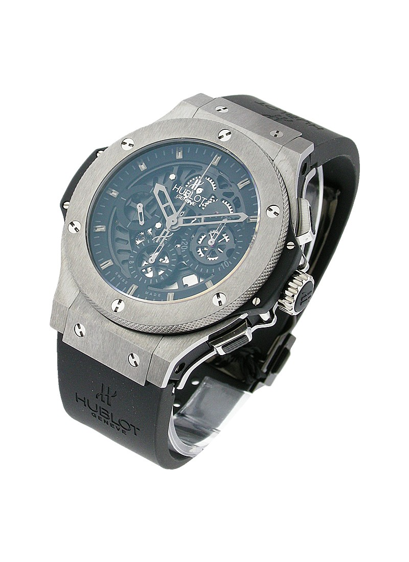 Hublot Aero Bang Tungsten - Limited Edition