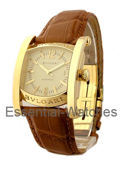 Bvlgari Assioma Large Size in Yellow Gold