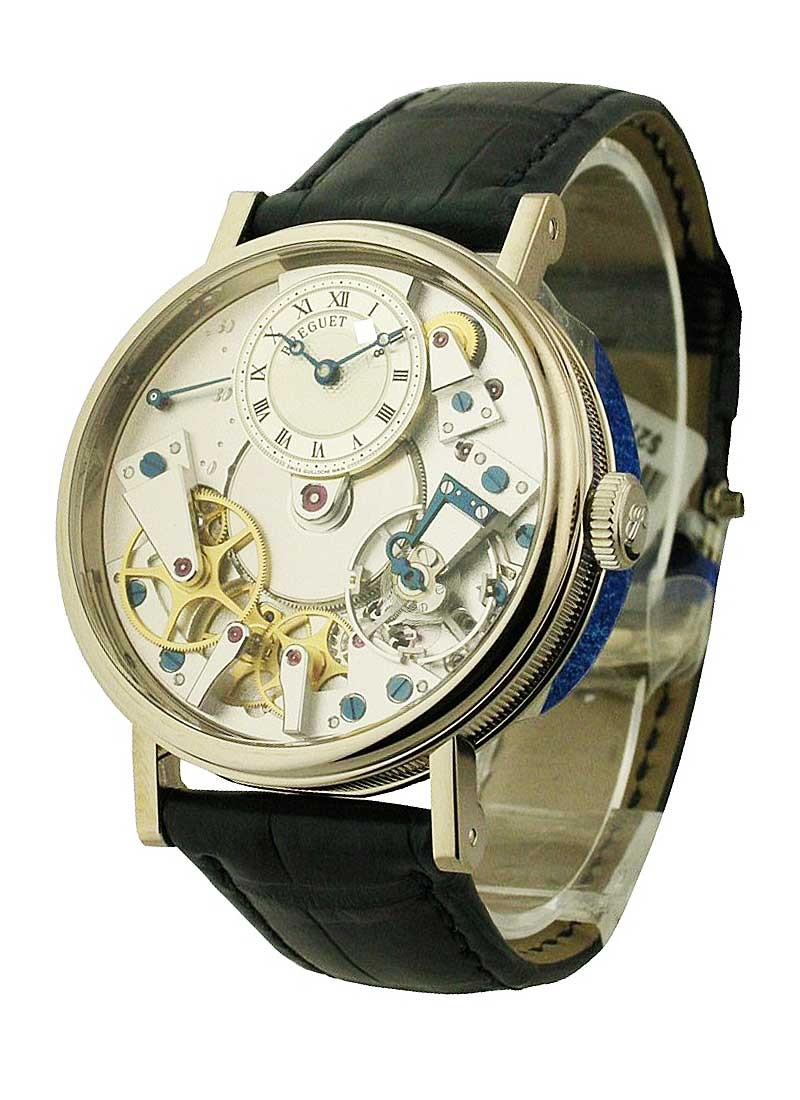 Breguet La Tradition - Automatic with White Gold