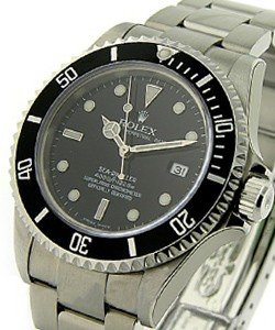 Pre-Owned Rolex Sea Dweller