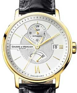 d5bab39df36 8693 Baume   Mercier Classima Executives GMT