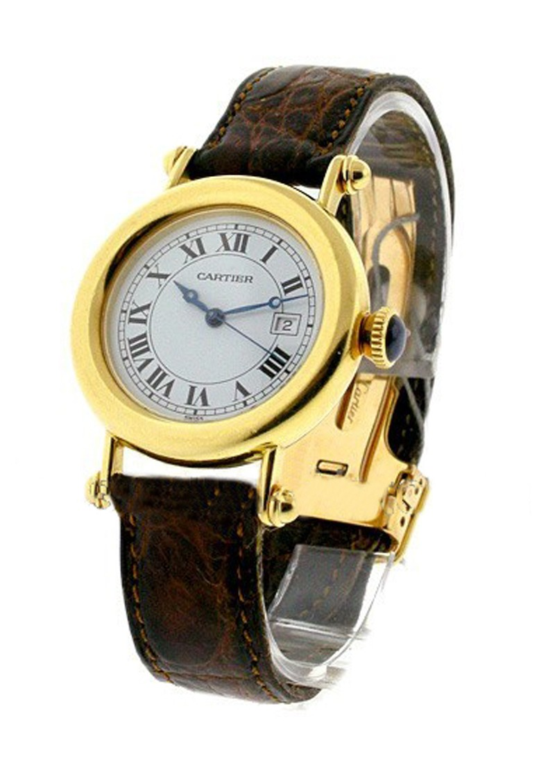 Cartier Diablo - Large Size Yellow Gold