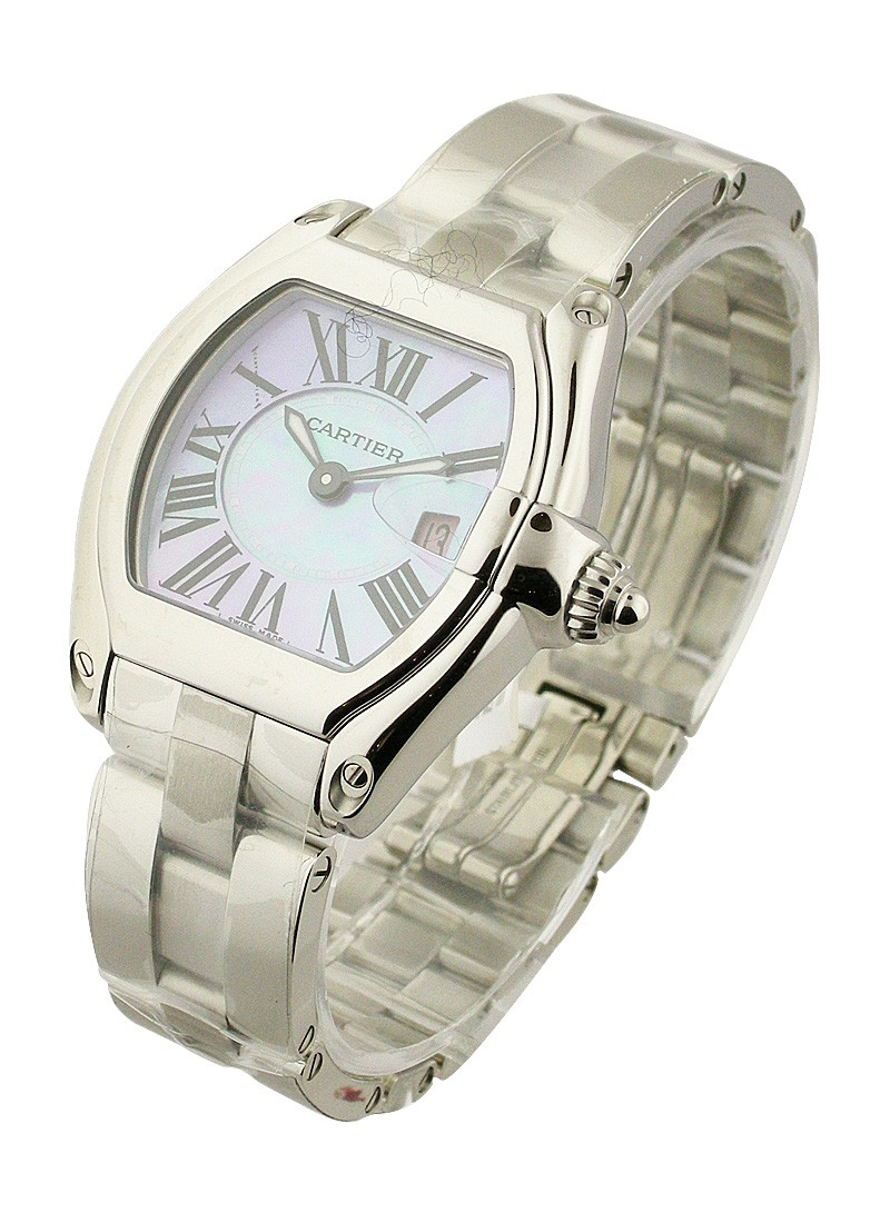 Cartier Lady's Roadster 30mm - Steel