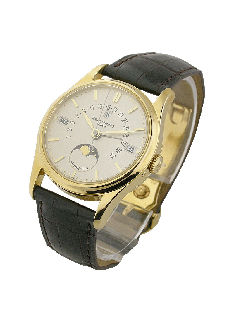 Patek Philippe Perpetual Calendar Ref 5050J in Yellow Gold
