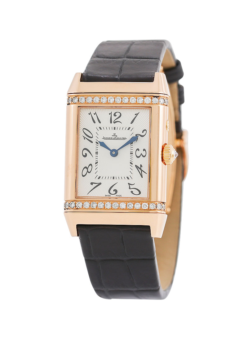 Jaeger - LeCoultre Lady's Duetto Duo in Rose Gold with Diamond