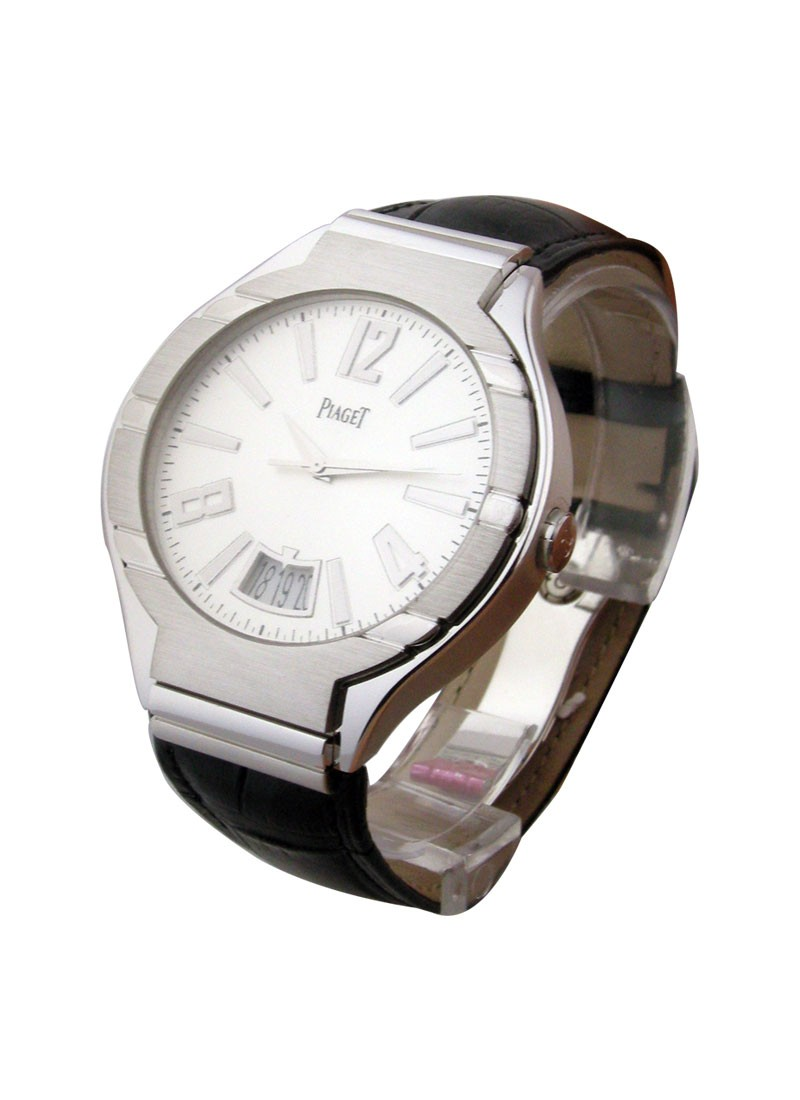 Piaget Polo 43mm Large Size with Big Date
