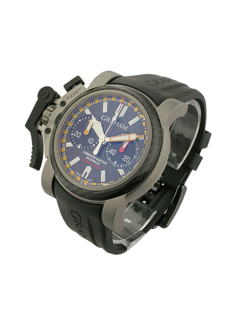 Graham Oversized Chronofighter Commando