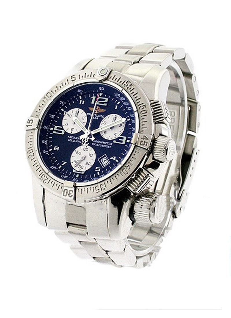 Breitling Emergency Mission Men's Quartz in Steel