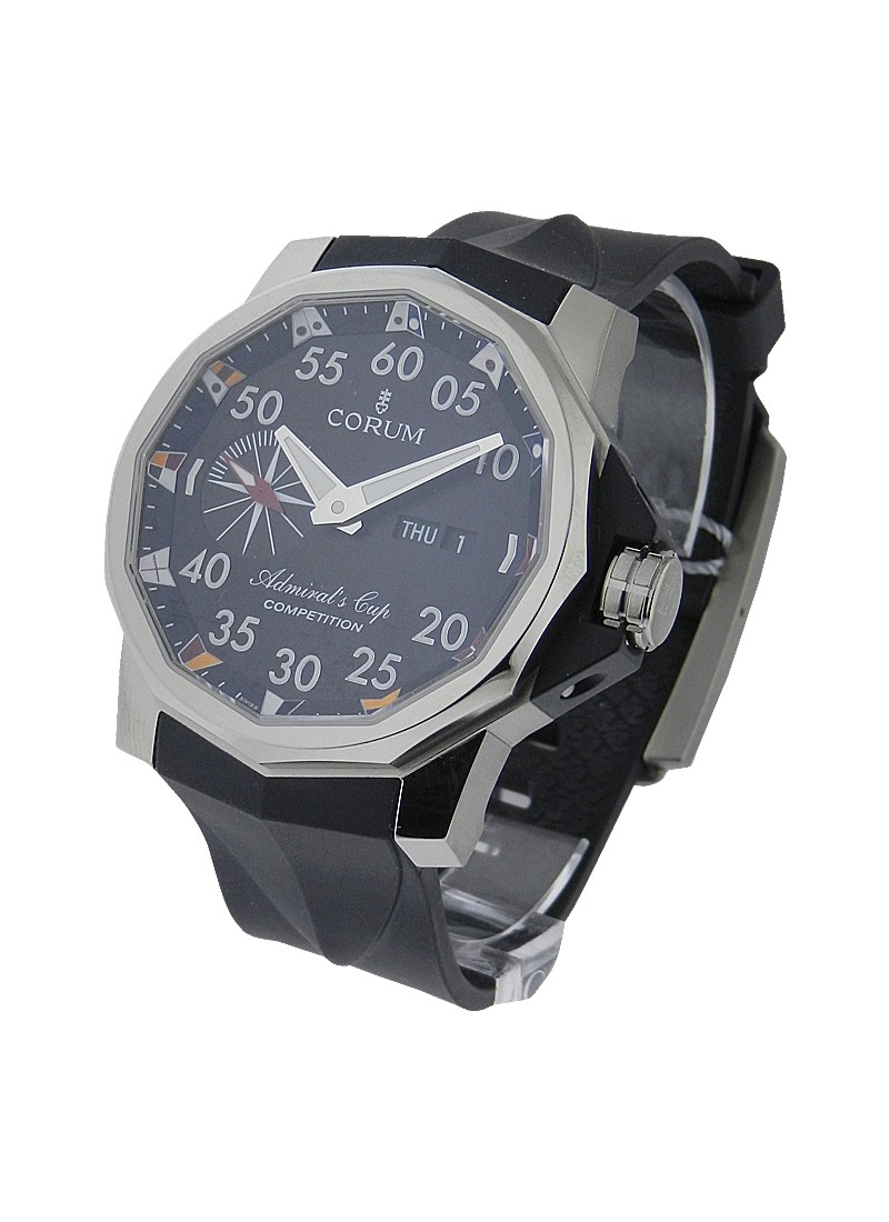Corum Admiral's Cup Competition 48mm in Titanium