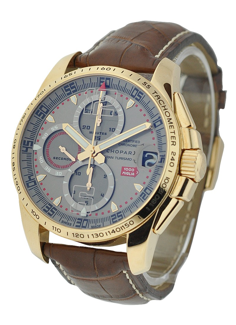 Chopard Mille Miglia GT XL Chrono in Rose Gold   Limited to 500 Pieces