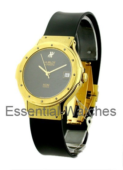 Hublot Classic 36mm Quartz in Yellow Gold