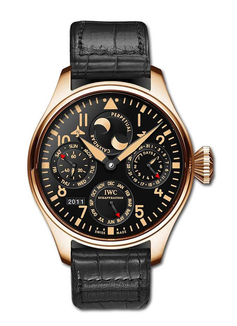 IWC Big Pilot's Perpetual Bucherer Edition