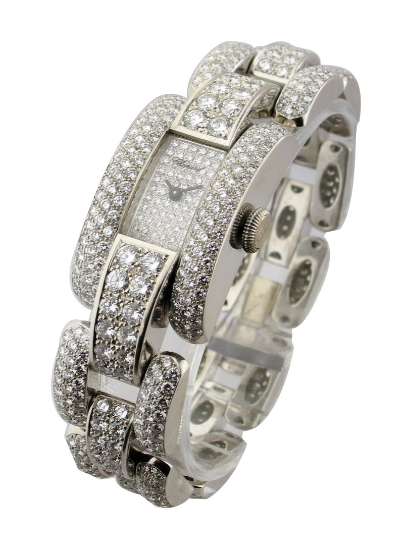 Chopard La Strada - Full Diamond Case & Bracelet