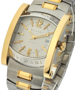 1a8cac3bb67 Assioma 48mm Automatic in 2-Tone on 2- Tone Bracelet with Silver Dial