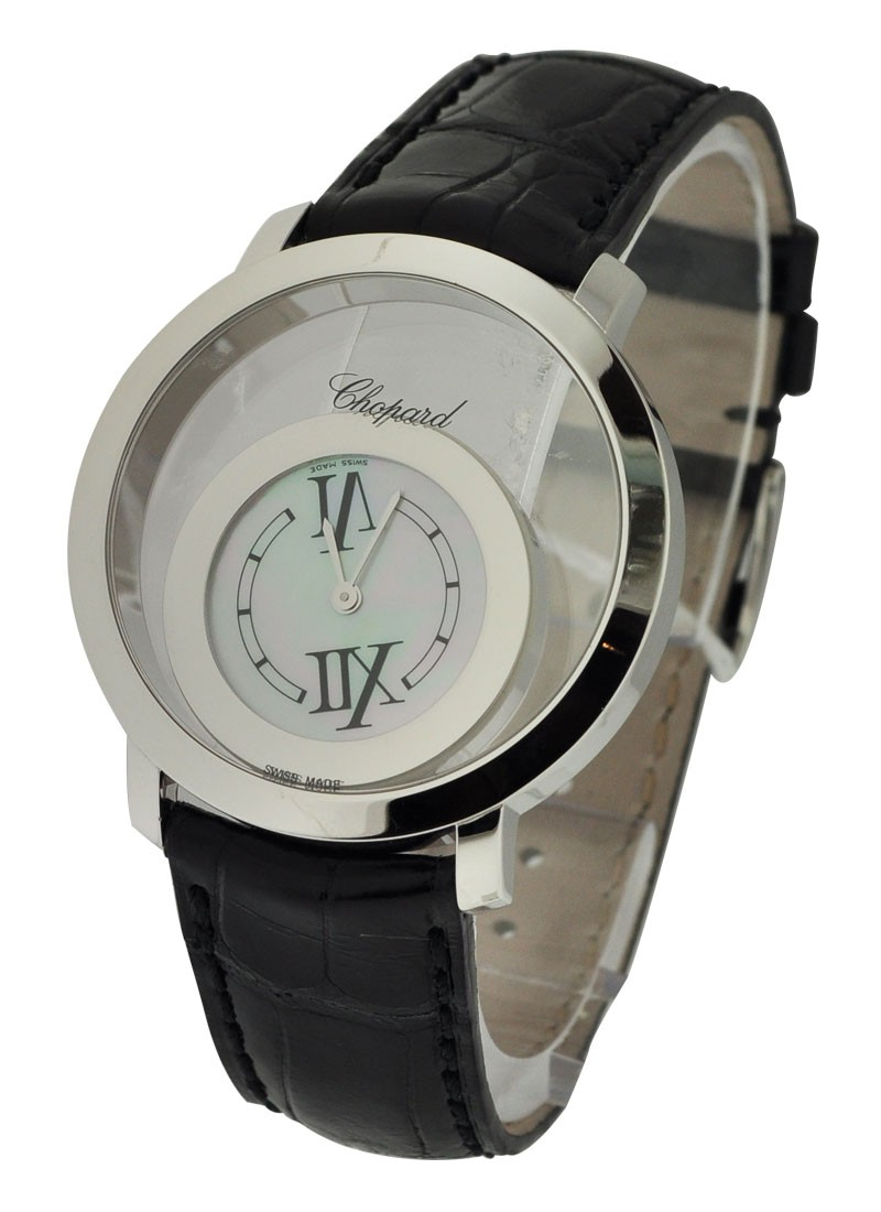 Chopard Medium Size Happy Diamonds with MOP Dial