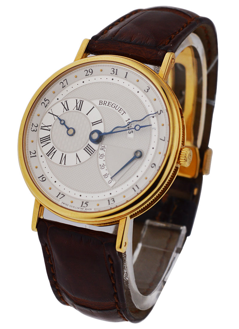 Breguet Classique Power Reserve IN Yellow Gold