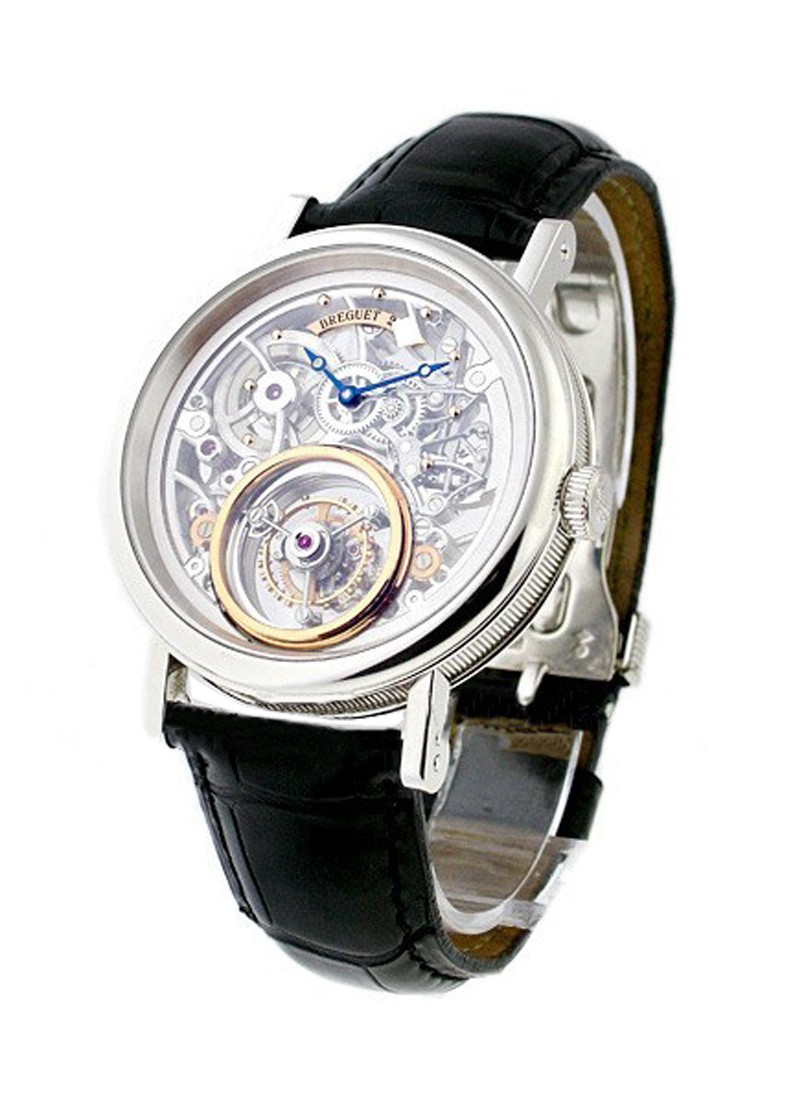 Breguet 5335 Tourbillon Messidor in Platinum