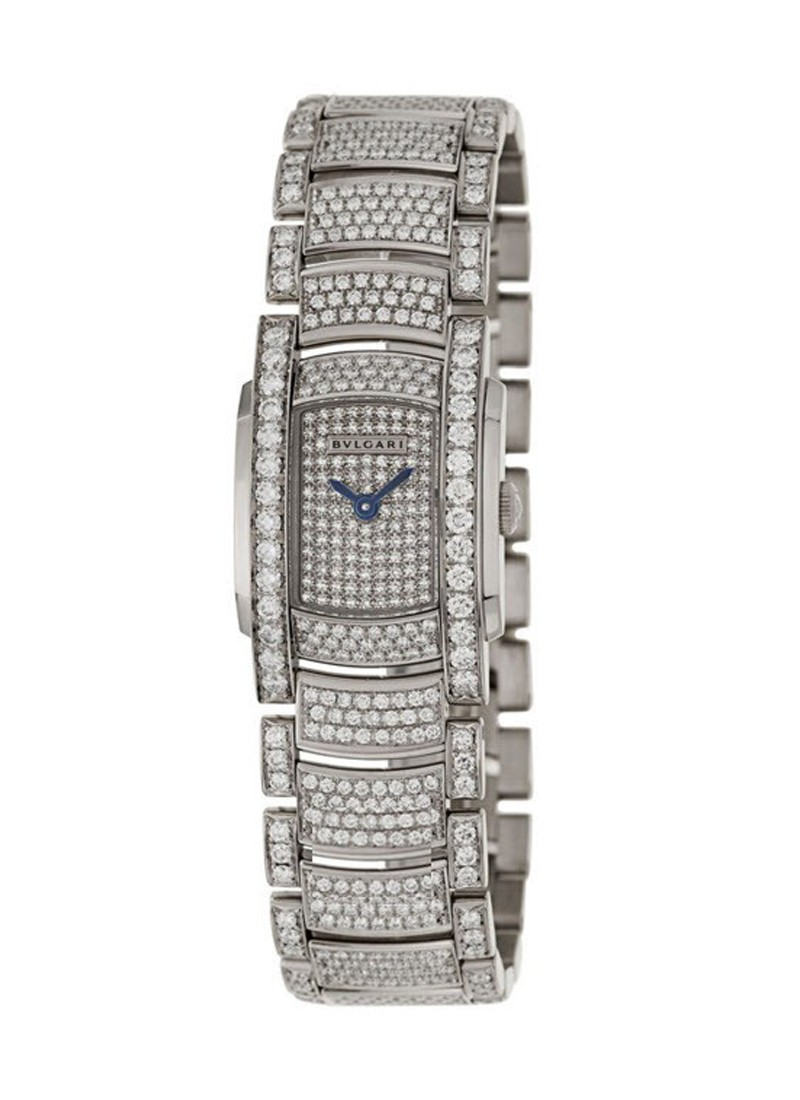 Bvlgari Assioma D 26mm   Pave Diamonds