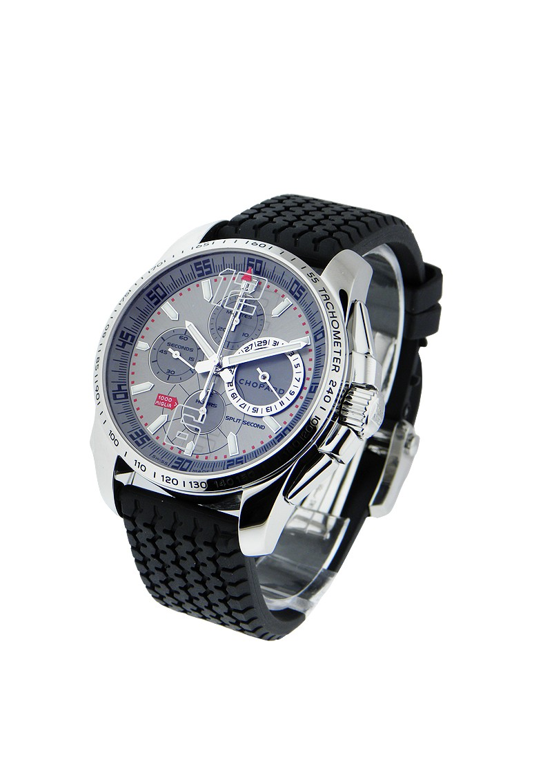 Chopard Mille Miglia GT XL Chrono Split Second  in Steel
