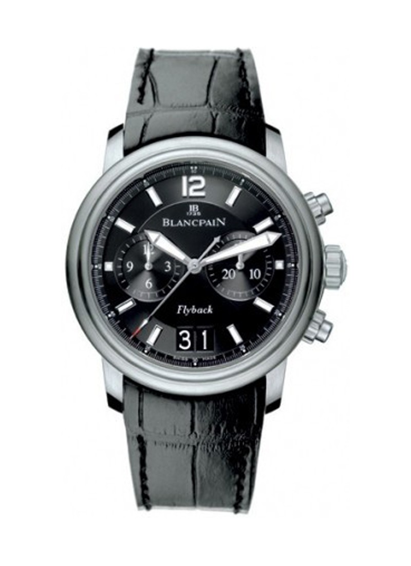 Blancpain Leman 2-Register Flyback Chronograph and Big Date
