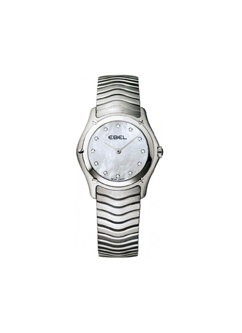 Ebel Classic 27mm in Steel