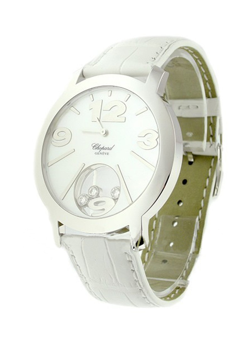 Chopard Happy Sun White Gold
