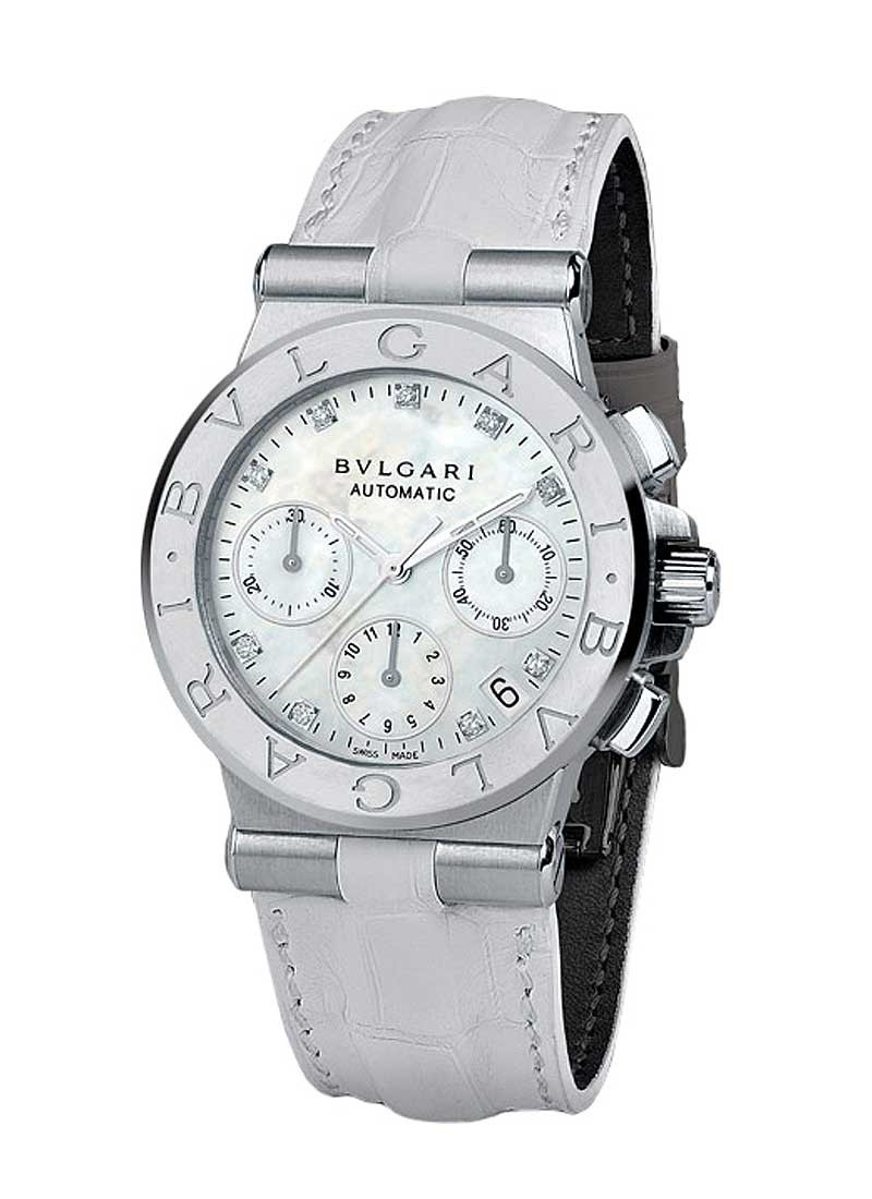 Bvlgari Diagono Chronograph in Steel