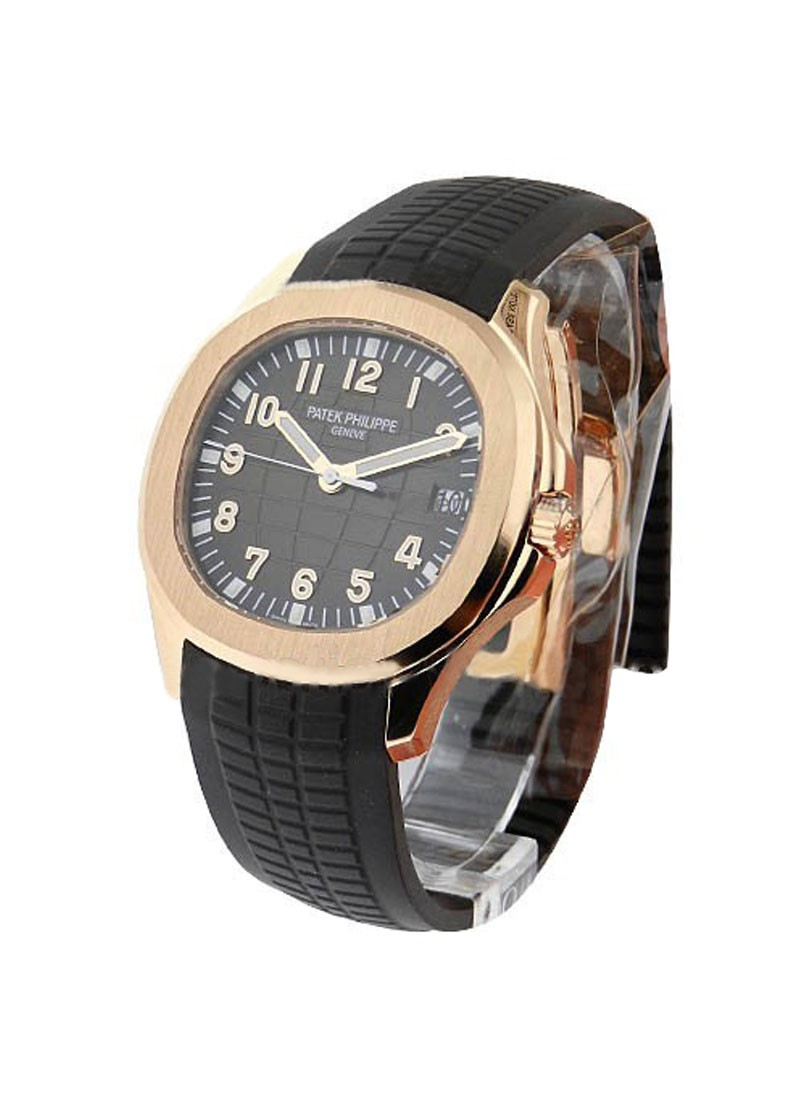 Patek Philippe Aquanaut Ref 5167R  in Rose Gold