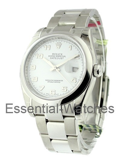 Rolex Unworn Men's DATEJUST with Oyster Bracelet