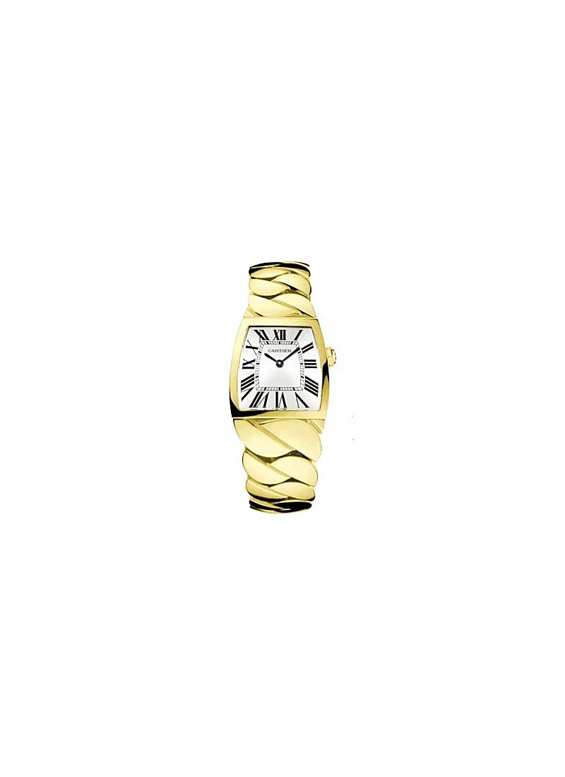 Cartier La Dona de Cartier 34mm in Yellow Gold - Small Size