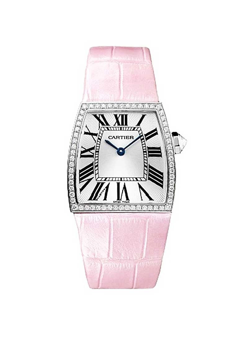 Cartier La Dona de Cartier  with Diamond Bezel - Large Size
